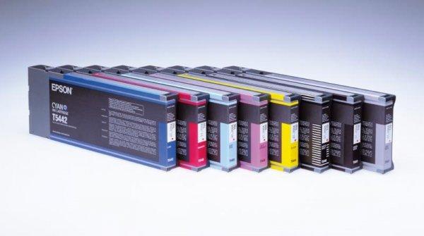 Atrament Light Black 220 ml do Epson Stylus Pro 4000/7600/9600 C13T544700