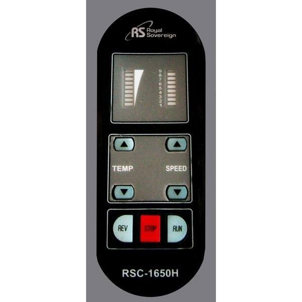 Laminarka wielkoformatowa RSC-1650HR do laminowania na gorąco