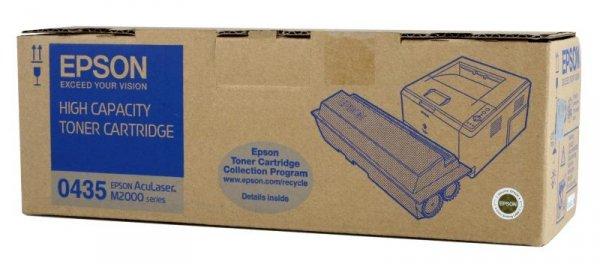 Toner Czarny do Epson AcuLaser M2000 wydajność: 8 000 str.