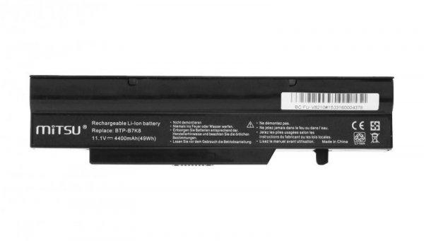 Mitsu Bateria do Fujitsu Li1718, V8210 4400 mAh (49 Wh) 10.8 - 11.1 Volt