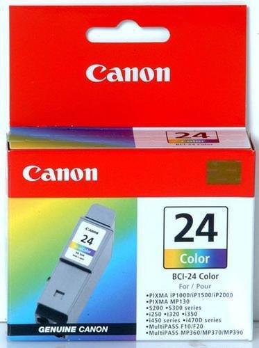 Tusz Canon kolorowy BCI-24C