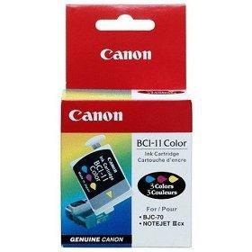 Tusz Canon kolorowy BCI-11C