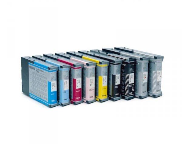 Atrament szary 110 ml do Epson Pro 4000/7600/9600 C13T543700
