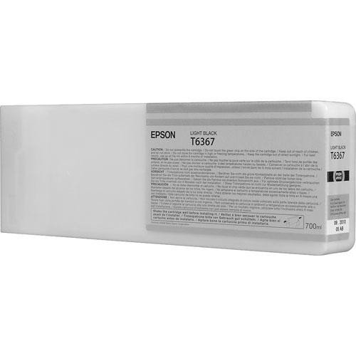 Epson tusz LIGHT BLACK 7900/9900/9890 350ml C13T596700