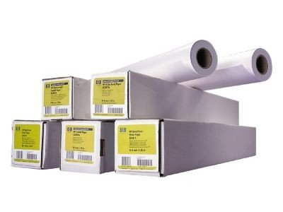 Papier HP Prof Contract Proofing, bardzo błyszczący (610mm x 30,5m) - Q8663A