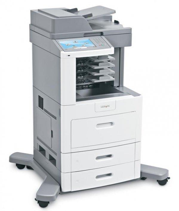 Urządzenie wielofunkcyjne laserowe monochromatyczne A4 Lexmark X658DME