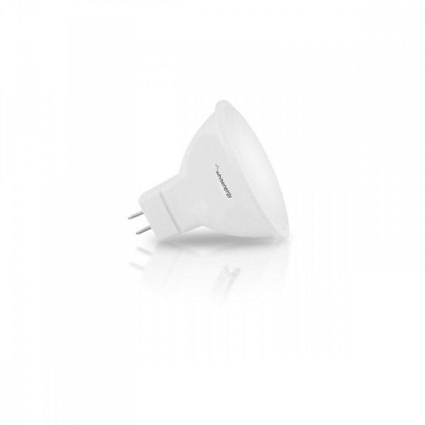 Whitenergy Żarówka LED MR16 GU5 3,5W 346lm ciepła biała mleczna