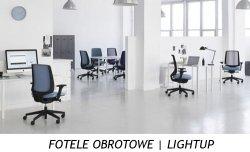 FOTELE OBROTOWE | LIGHTUP