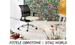 FOTELE OBROTOWE | SITAG WORLD