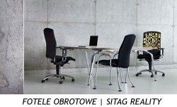 FOTELE OBROTOWE | SITAG REALITY