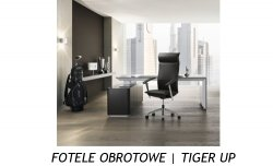 FOTELE OBROTOWE | TIGER UP