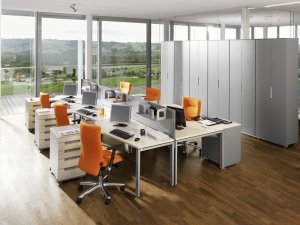 PRIMO SPACE FRONT OFFICE
