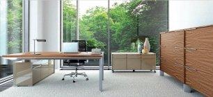 biurko gabinetowe IN