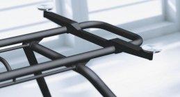 Stół konferencyjny Xeon stelaż stal malowana proszkowo, kolor czarny