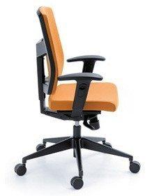 Raya 23SL czarny P45PP fotel biurowy obrotowy krzesło obrotowe biurowe PROFIM Biurokoncept