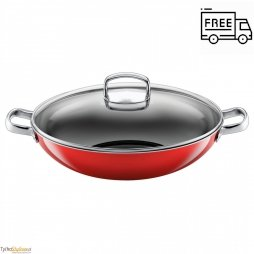 Silit Energy Red - wok 36 cm