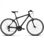 Rower Kross Evado 2.0 28 czarny-niebieski