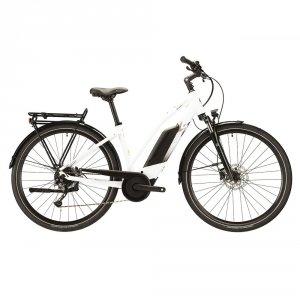 Rower Elektryczny Lapierre Overvolt Trekking 6.5 W 28 Biały