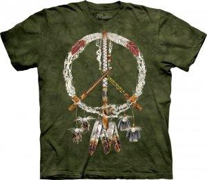Koszulka The Mountain PEACE PIPES 10-1422