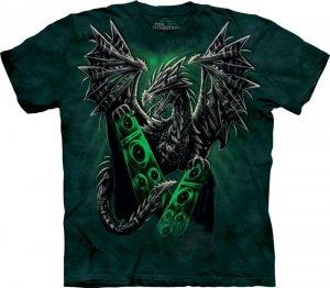 T-Shirt - Koszulka Electric Dragon The Mountain 10-3202