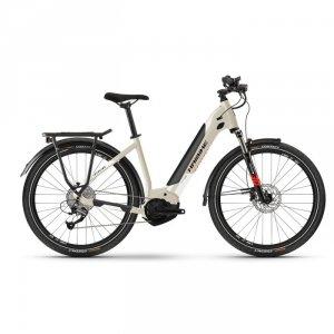 Rower Elektryczny Haibike Trekking 4 28 2021