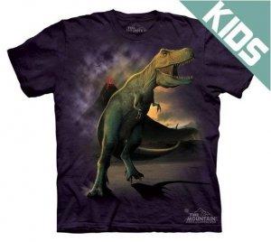 Koszulka dziecięca THE MOUNTAIN T-REX 15-2209