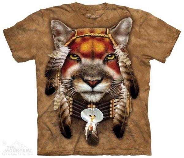 Koszulka The Mountain- Mountain Lion Warrior 10-4026
