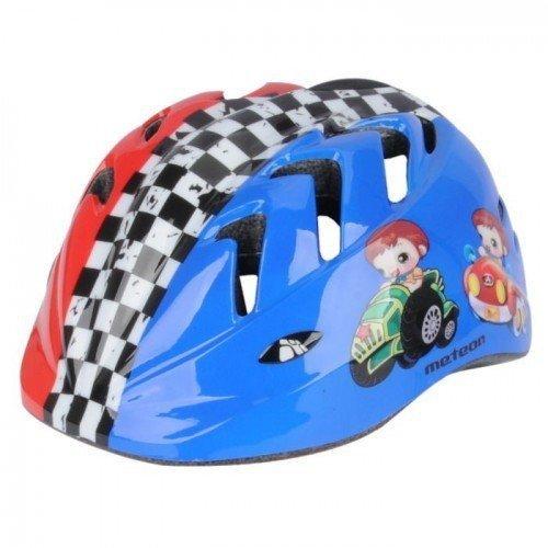 Kask rowerowy dziecięcy Meteor MV7