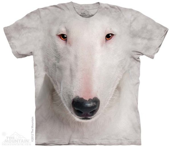 KOSZULKA T-SHIRT THE MOUNTAIN BULL TERRIER 10-3549