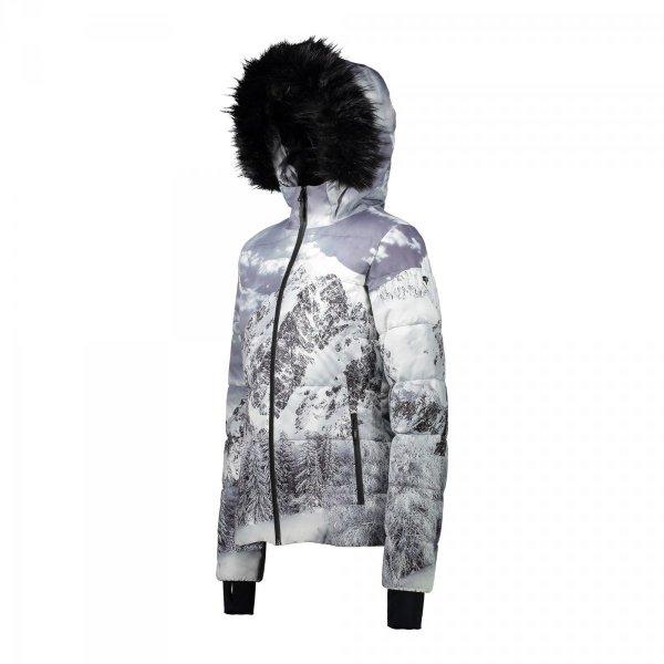 Kurtka damska narciarska puchowa Campagnolo Fix Hood Jacket 38W1376F