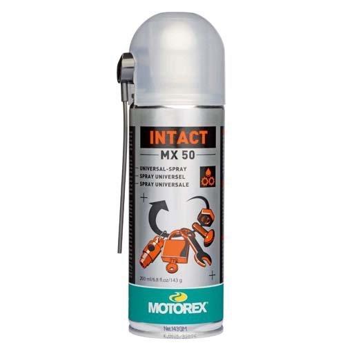Spray uniwersalny Motorex Intact MX 50 200 ml