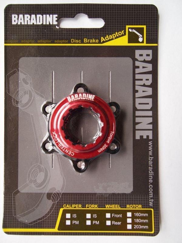 Adapter centerlock Baradine BC-02