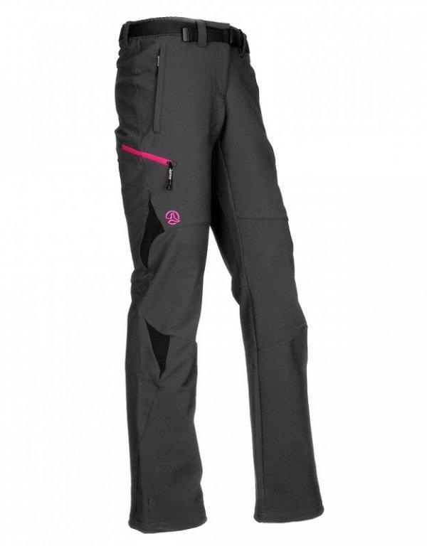 Spodnie trekkingowe damskie TERNUA OROSI Schoeller
