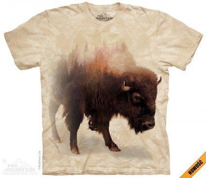 Koszulka The Mountain Bison Forest 10-4292