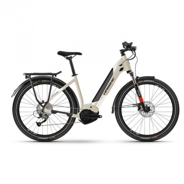 """Rower Elektryczny Haibike Trekking 4 28"""" 2021"""