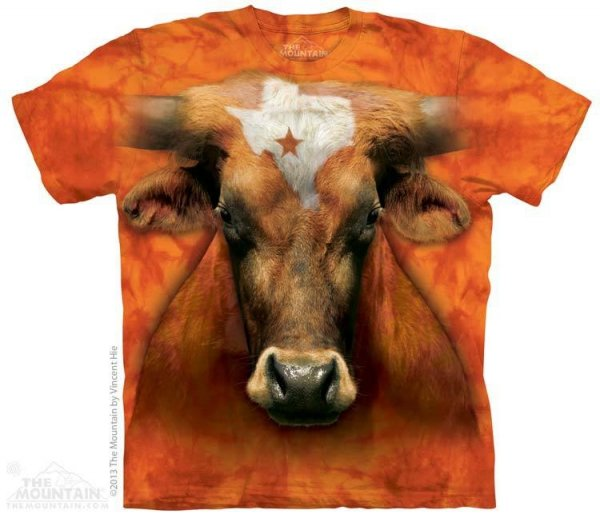 Koszulka The Mountain- Texas Longhorn 10-3837