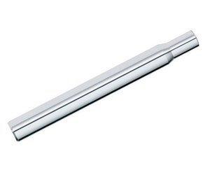 Wspornik siodła prosty ALU  27,2x300mm k.srebrny