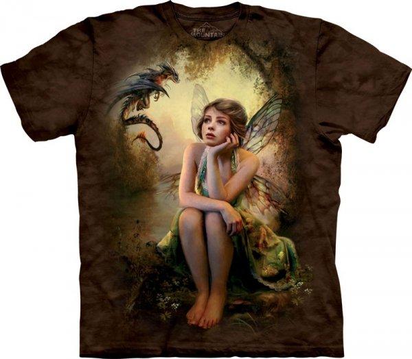 T-Shirt - Koszulka Her Secret The Mountain 10-3265