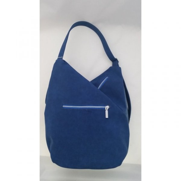 Modna niebieska torebka CHIARA