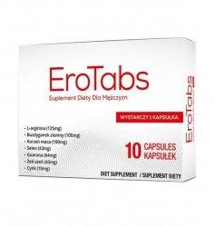 Ero Tabs 10 tabletek