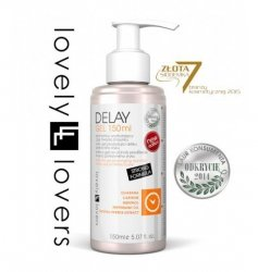 Lovely Lovers DELAY Gel 150 ml