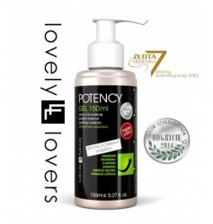 Lovely Lovers POTENCY Gel 150 ml