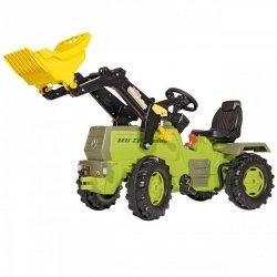 Rolly Toys rollyFarmTrac Traktor na Pedały z Biegami Mercedes Benz Łyżka