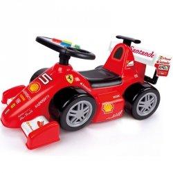 Feber Pojazd jeździk - Pchacz Ferrari F1