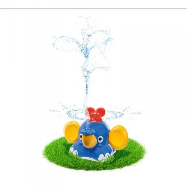 BIG Ogrodowa Fontanna Słonik Aquafant ogrodowy prysznic wodny