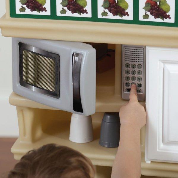 Step2 Duża interaktywna Kuchnia + akcesoria kuchenne