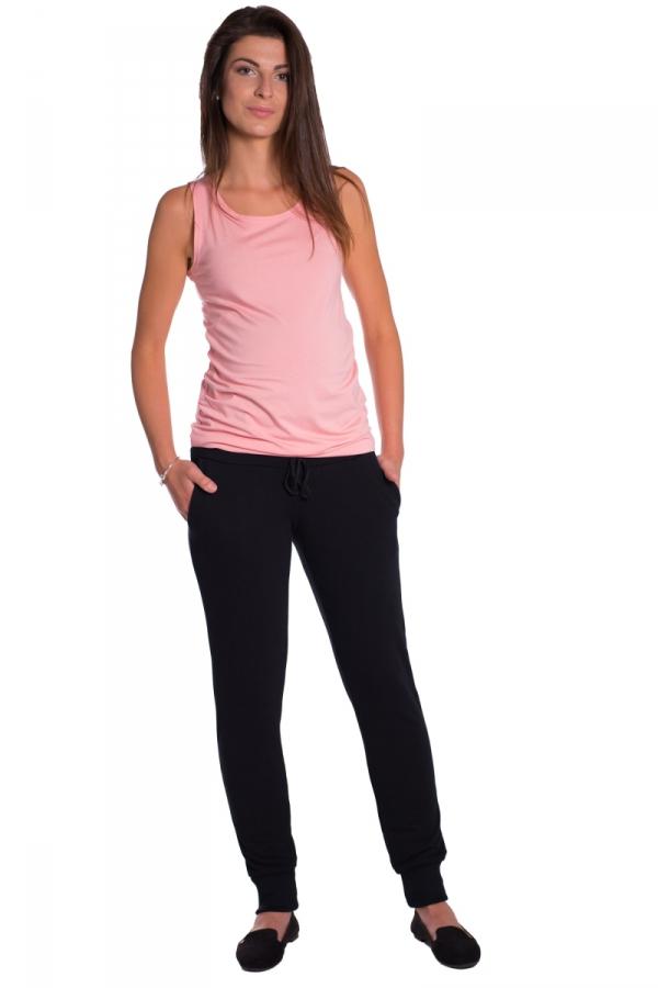 Spodnie ciążowe dresowe rurki