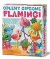 FLAMINGI ODLEWY GIPSOWE 4M