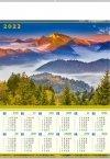 Kalendarz plakatowy B1/06 PIENINY 2022