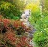 Kalendarz ścienny wieloplanszowy Gardens 2022 z naklejkami - listopad 2022